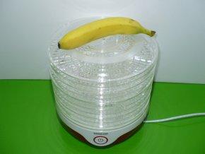 Sušička potravin /ovoce/ Sencor SFD 742 RD červená 5 sušících pater s nastavitelnou výškou .