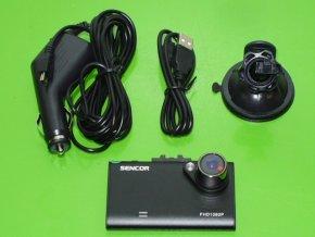 Kamera do auta /autokamera/ Sencor SCR 2100 Full HD 12MPix  DOPRAVA ZDARMA