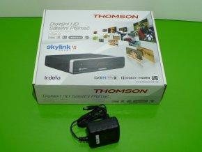 Nabíječka /trafo, napaječ, adaptér/ k satelitnímu přijímači Thomson THS 813