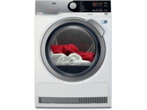 Kondenzační sušička prádla AEG T 8DEE68SC s tepelným čerpadlem A+++ 8kg  DOPRAVA ZDARMA