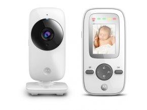 Dětská videochůva Motorola MBP 481 noční vidění dosah až 300 m  DOPRAVA ZDARMA