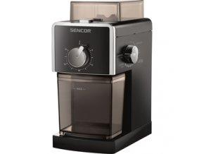 Kávomlýnek Sencor SCG 5050BK s regulací hrubosti  DOPRAVA ZDARMA