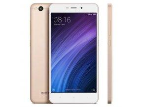 Mobilní telefon Xiaomi 4A Dual Sim CZ LTE zlatý  DOPRAVA ZDARMA