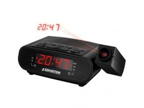 Radiobudík s promítáním času Smarton SM 970 /projekční/