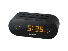 Radiobudík Sencor SRC 1100 B černý