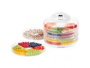 Sušička ovoce /potravin/ Sencor SFD 4235WH 5 pater  DOPRAVA ZDARMA
