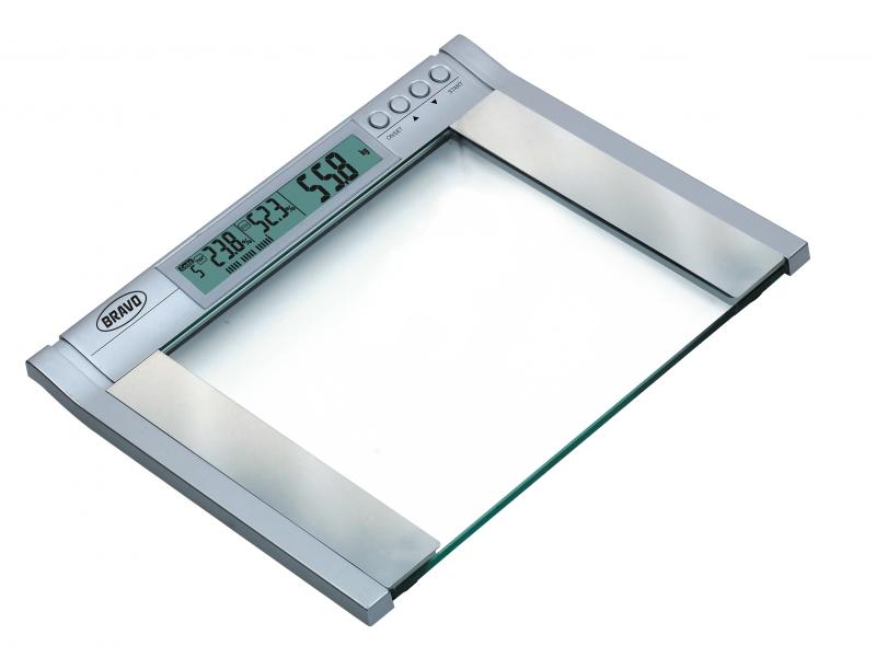 Váha osobní Bravo B-5062 s měřením tuku a vody