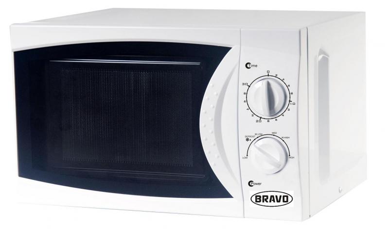 Mikrovlnná trouba Bravo B-4295 17 litrů 700W mechanická