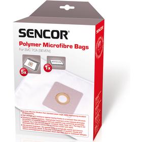 Sáčky do vysavače Sencor SVC 7CA 5ks + 2x mikrofiltr ETA First Orava Daewoo