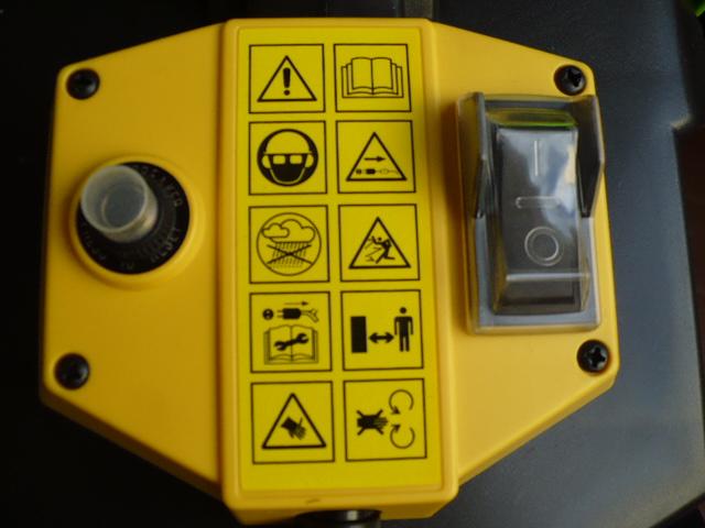 Elektrický zahradní drtič /štěpkovač/ Fieldmann FZD 4020-E 2500W DOPRAVA ZDARMA
