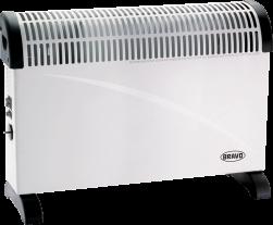 Teplovzdušný konvektor /přímotop/ Bravo B-4467 s ventilátorem 2000W