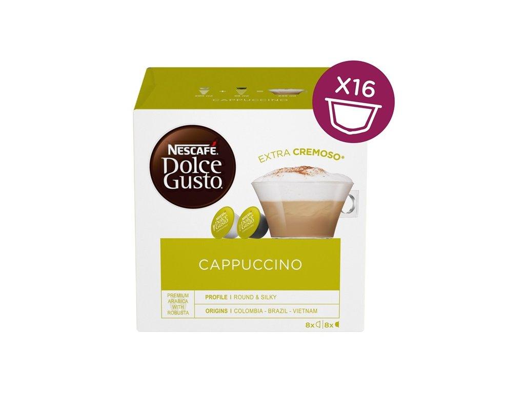 Nescafé Dolce Gusto CAPPUCCINO 16Cap