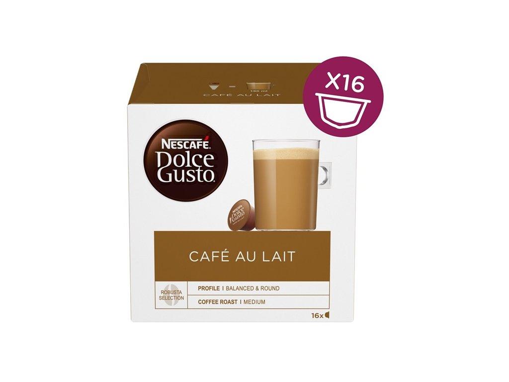 Nescafé Dolce Gusto CAFE AU LAIT 16Cap