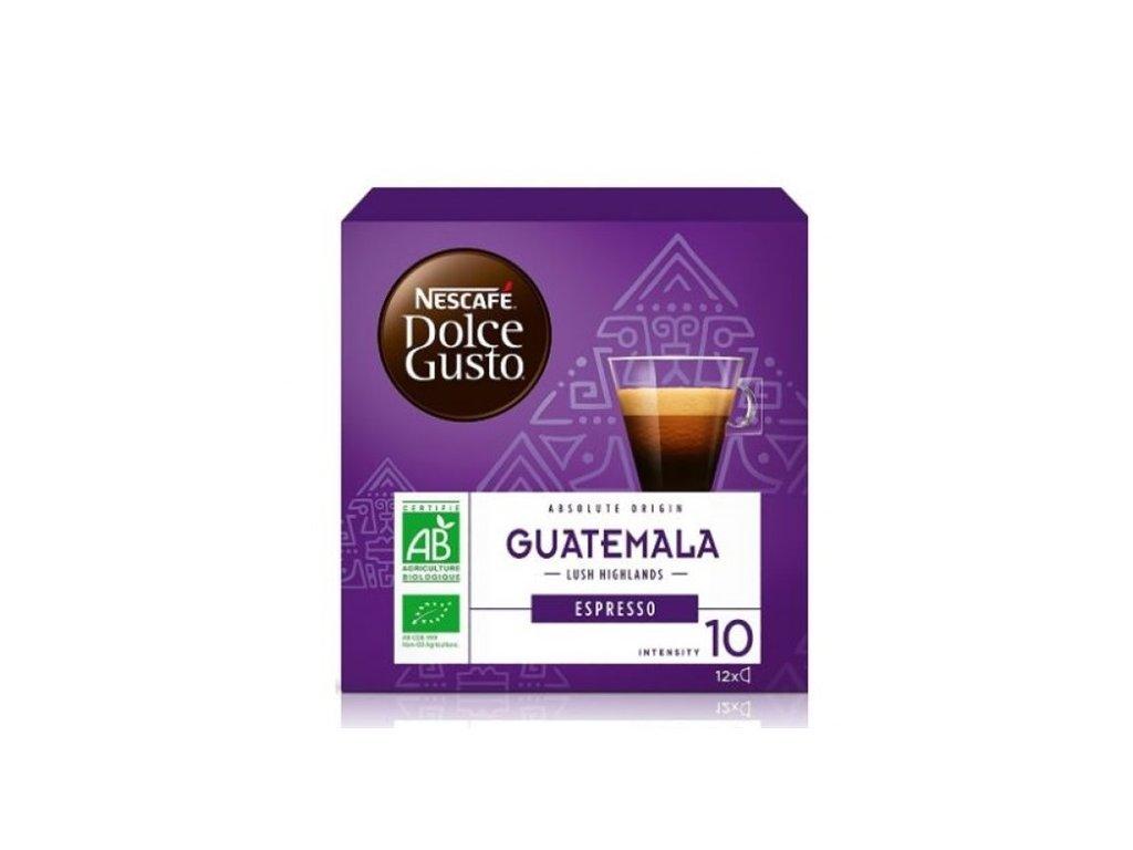 Nescafé Dolce Gusto Guatemala Espreso 12