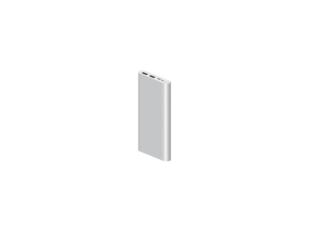 Xiaomi Mi Power Bank 3 10000mAh stříbrná