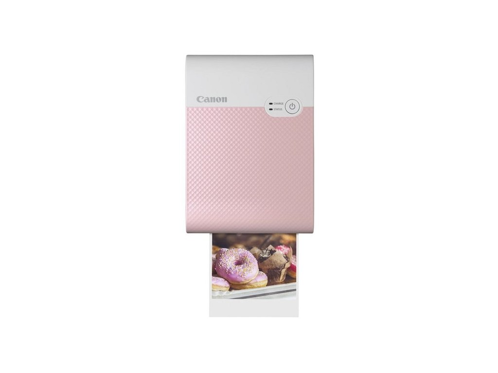 CANON Selphy Square QX10 Pink