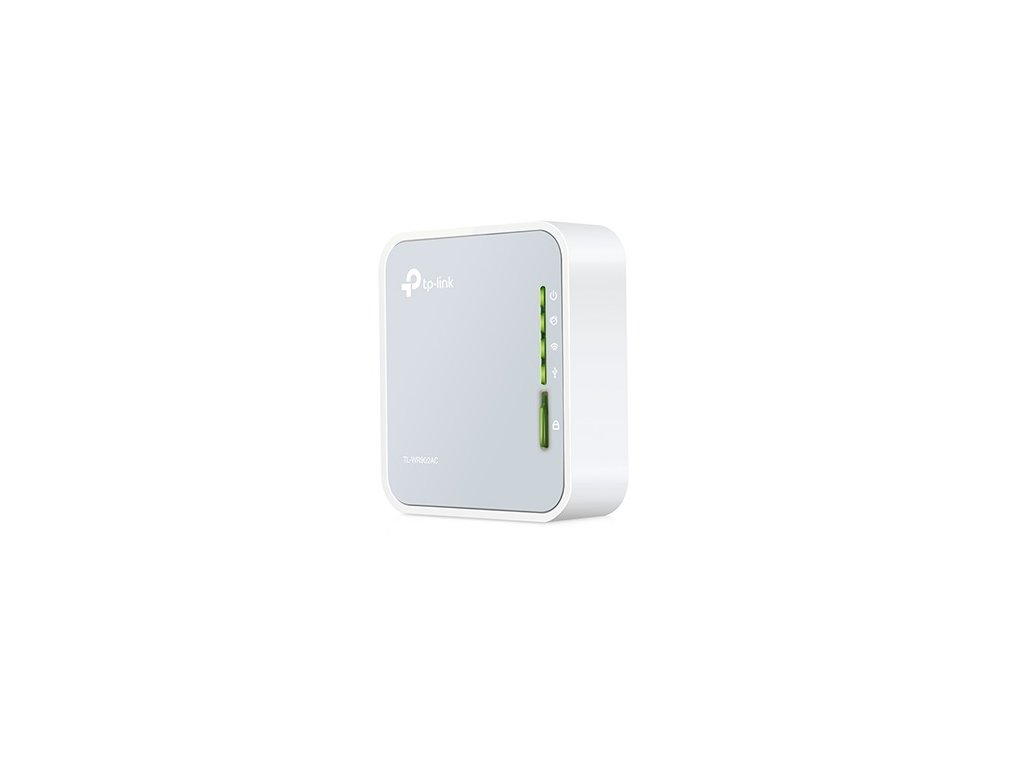 TP-LINK TL-WR902AC AC750 WiFi Router