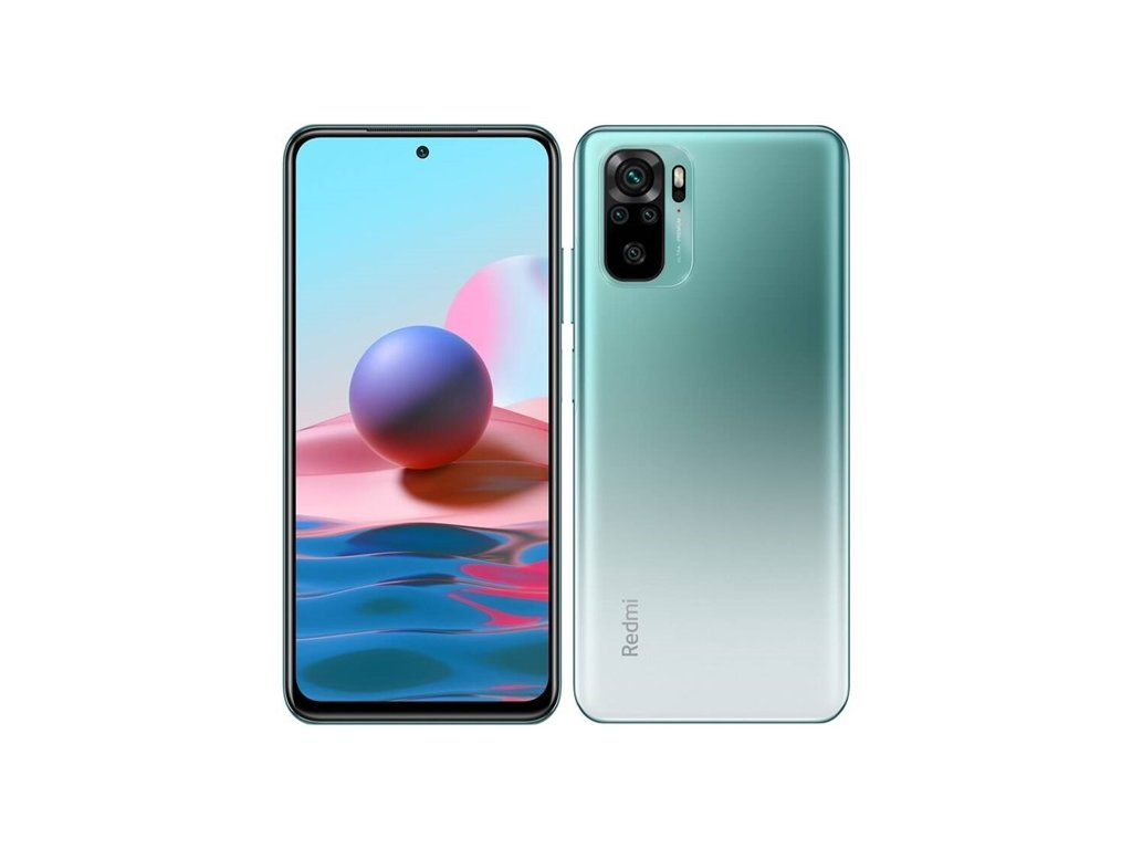 Xiaomi Redmi Note 10 4/128GB Lake Green