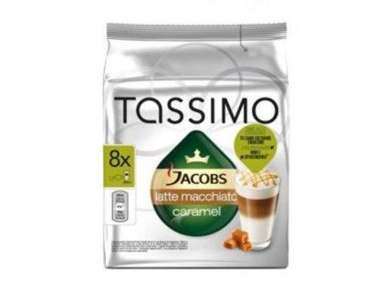 Tassimo Jacobs Latte Macch. caramel 268g