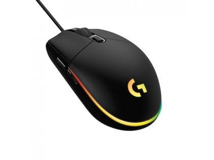 Logitech Herní myš G102 LIGHTSYNC černá