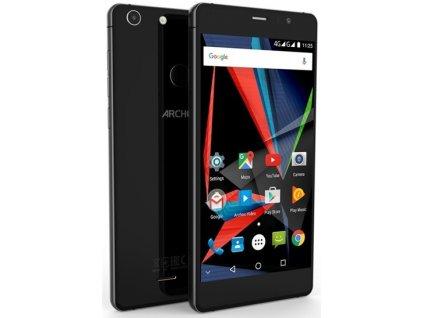 ARCHOS Diamond SelfieLite DS, černý