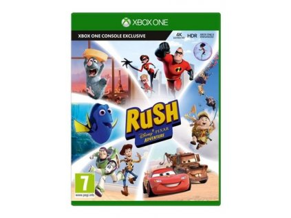 HRA XONE Pixar Rush Definitive Edition