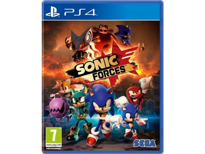 HRA PS4 SONIC FORCES