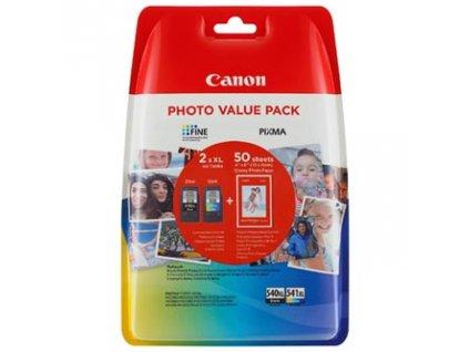 51564 canon originalni value pack pg540xl cl541xl fotopapir pg540xl cl541xl black color 5222b013 canon mg2150 2250 3150 3250 4