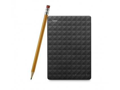 SEAGATE Expansion Portable 4TB Black