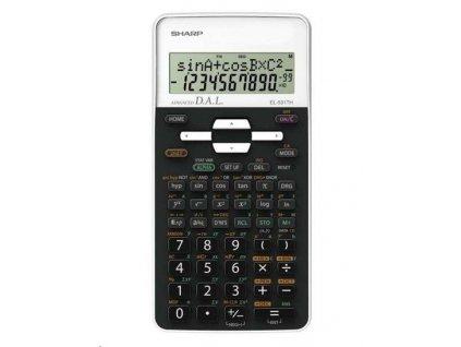 SHARP EL531THWH kalkulačka