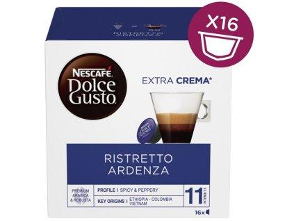 Nescafé DG RISTRETTO ARDENZA16Cap