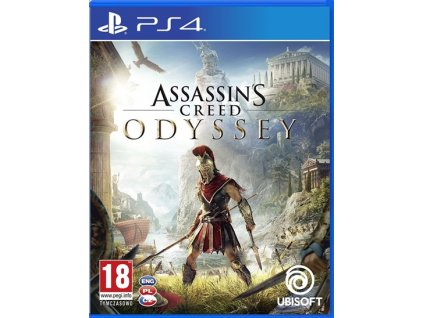 HRA PS4 Assassin's Creed Odyssey