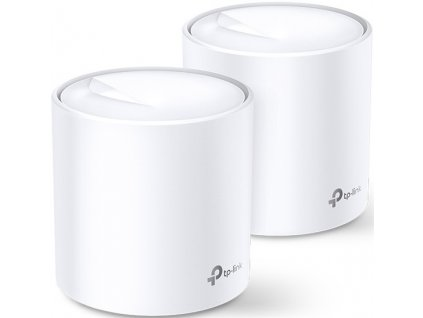 TP-LINK WiFi AX1800 (Deco X20 2-pack)