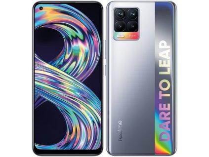 Realme 8 6+128GB Cyber Silver