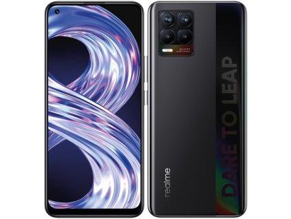 Realme 8 4+64GB Cyber Black
