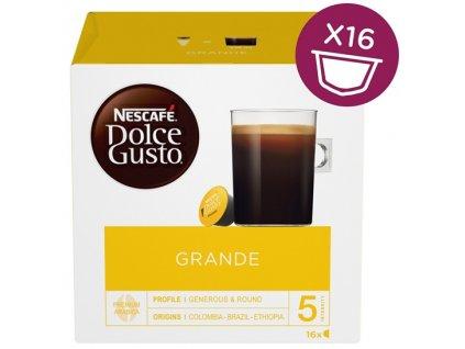 Nescafé Dolce Gusto GRANDE 16Cap