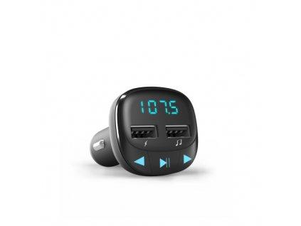 Energy Sistem Car Transmitter FM Black