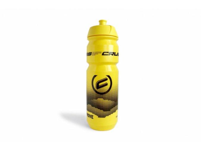 Crussis láhev 750 ml žlutá