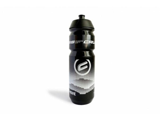 Crussis láhev 750 ml černá