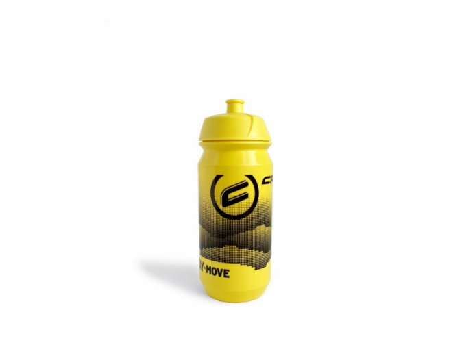 Crussis láhev 500 ml žlutá