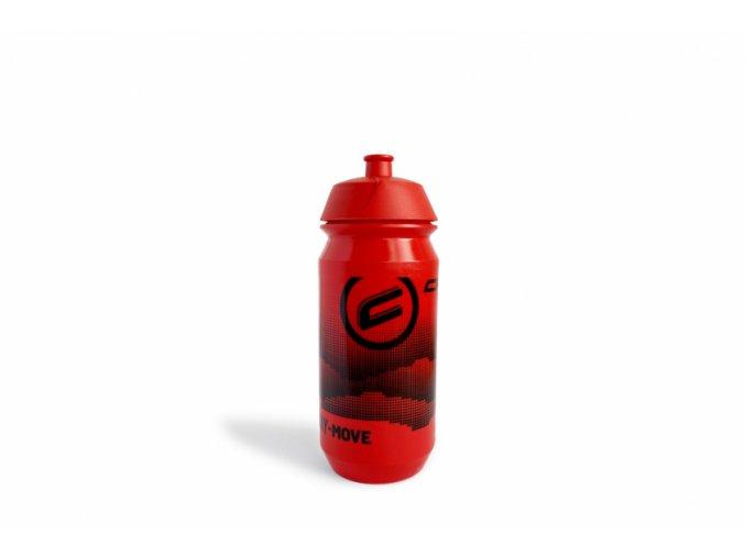 Crussis láhev 500 ml červená
