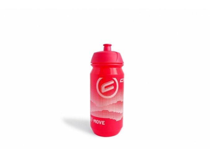 Crussis láhev 500 ml růžová
