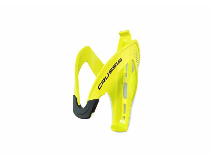 Crussis košík na láhev žlutý