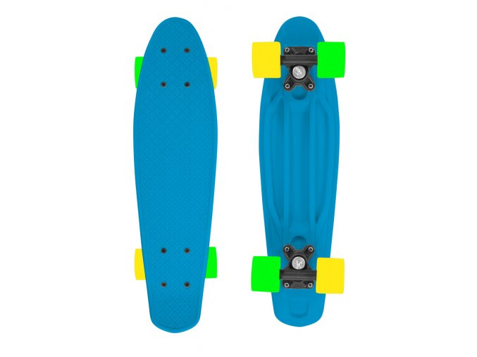 Skateboard FIZZ BOARD Blue