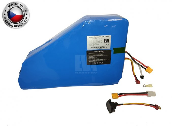 Akumulátor Li ion Sony 48V, 21Ah, plast V2