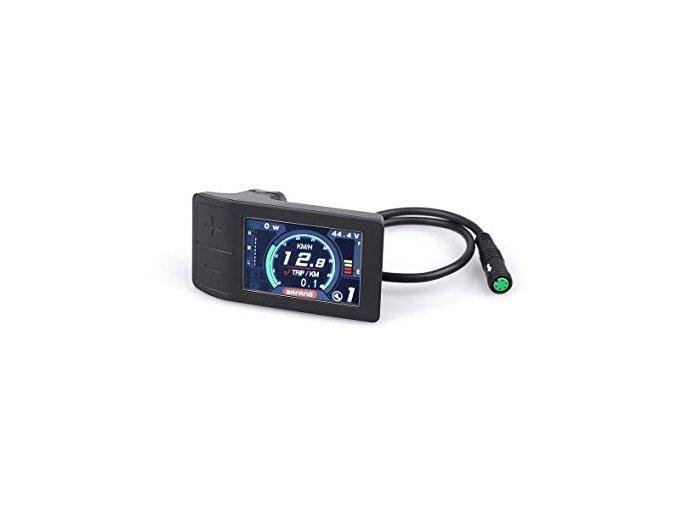 LCD TFT displej 500C pro středový motor a ENA