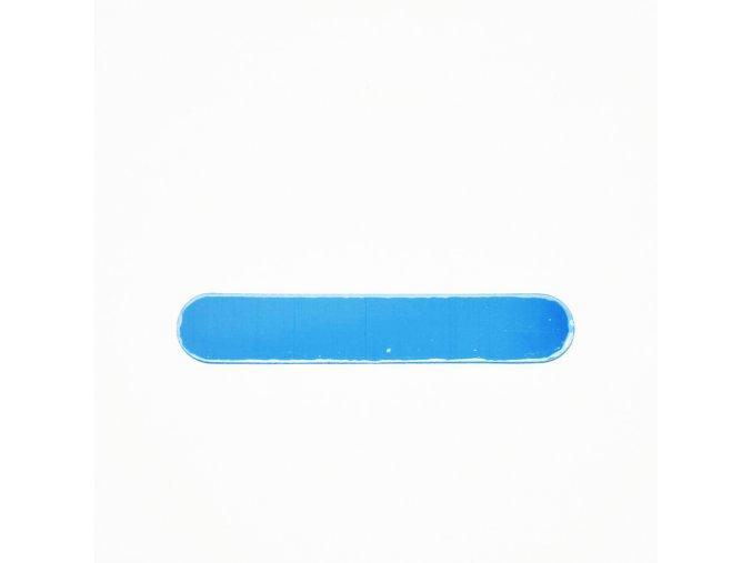 Modré samolepky pro elektrokoloběžku BLUETOUCH BTX250