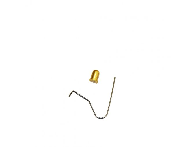 Ocelová pružina na zajištění tyče řídítek - pro elektrokoloběžku BLUETOUCH BT350