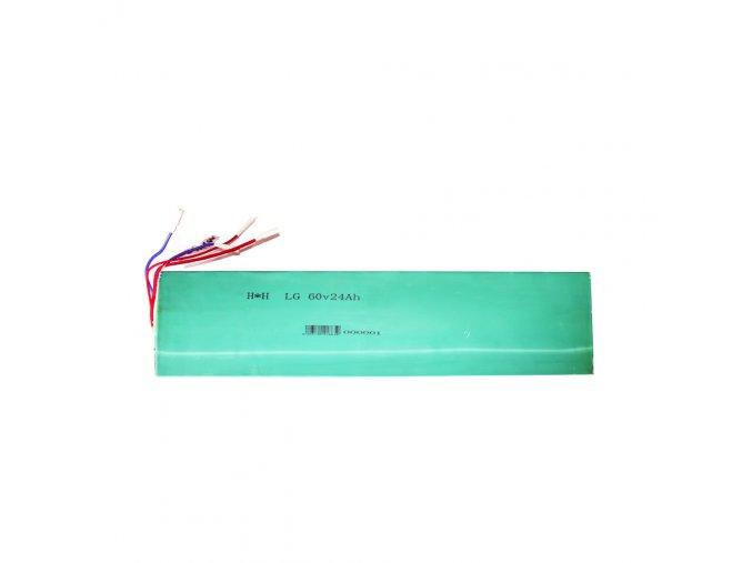 Baterie LG, 60 V, 24 Ah pro elektrokoloběžku BLUETOUCH BT800
