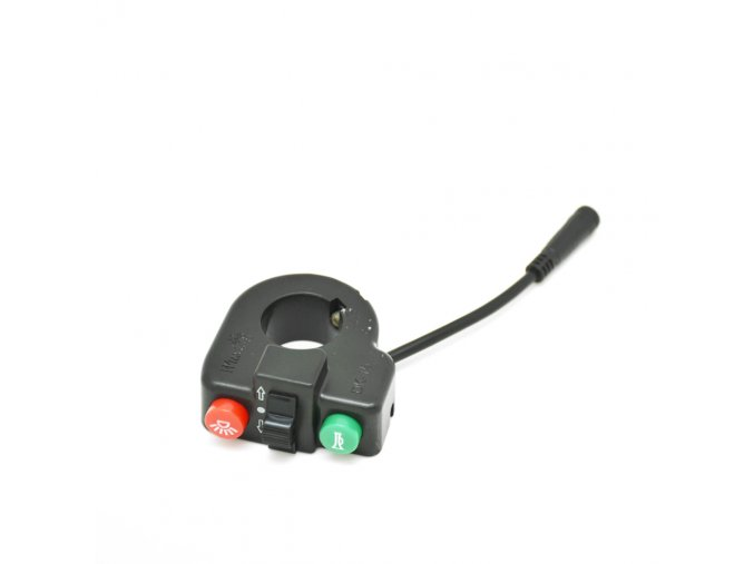Přepínač světel a klaksonu pro elektrokoloběžky BLUETOUCH BT500/BT800